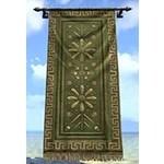 Leyawiin Tapestry, Floral