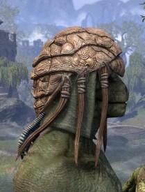 Netch Handler Cap - Argonian Male Right