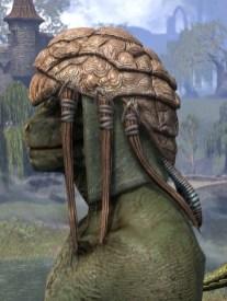 Netch Handler Cap - Argonian Male Side