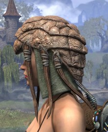 Netch Handler Cap - Female Side
