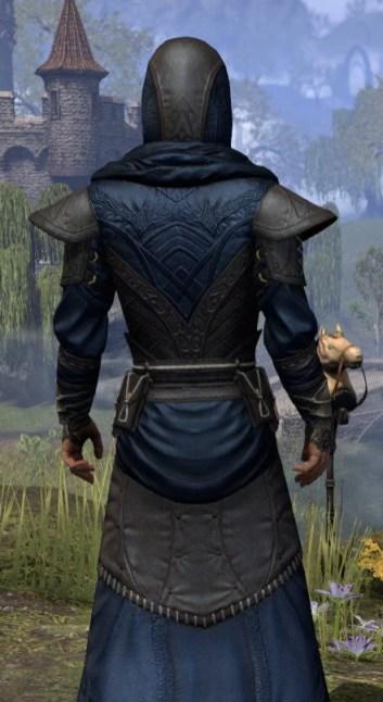 Nibenese Court Wizard - Male Close Rear