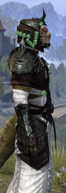 Sul-Xan Light - Argonian Male Robe Close Side