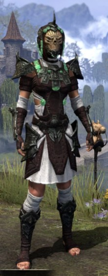 Sul-Xan Light - Female Shirt Front