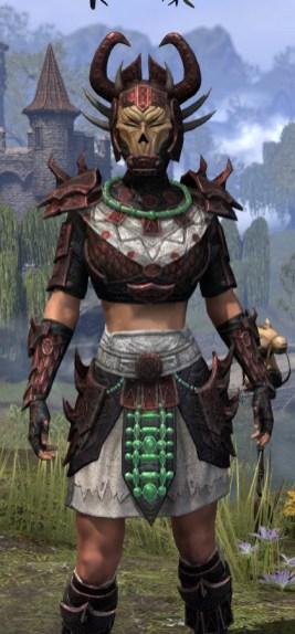 Sun-Xan Heavy - Female Close Front