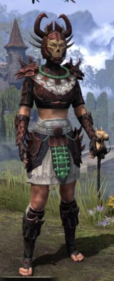 Sun-Xan Heavy - Female Front