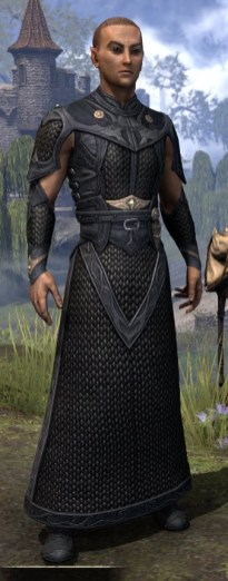 Thrafey Debutante Gown - Male Front