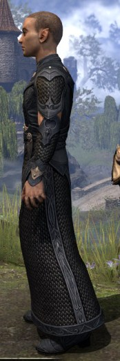 Thrafey Debutante Gown - Male Side