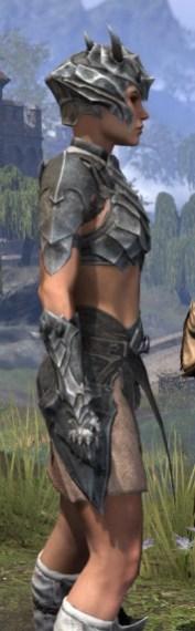 Waking Flame Iron - Female Close Side
