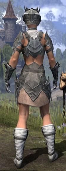 Waking Flame Iron - Female Rear