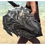 Waking Flame Maple Shield