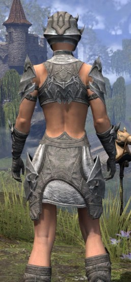 Waking Flame Rawhide - Female Close Rear