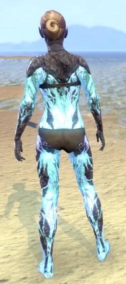 Cold-Flame Epidermis - Female Rear