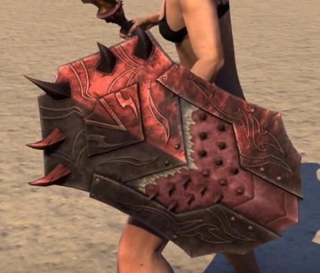 Crimson Oath Shield 2