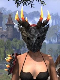 Magma Incarnate - Female Front