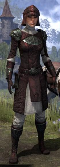 Silver Rose Medium - Female Front