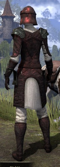 Silver Rose Medium - Female Rear