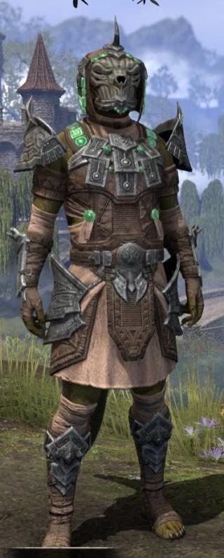 Sul Xan Homespun - Argonian Male Shirt Front