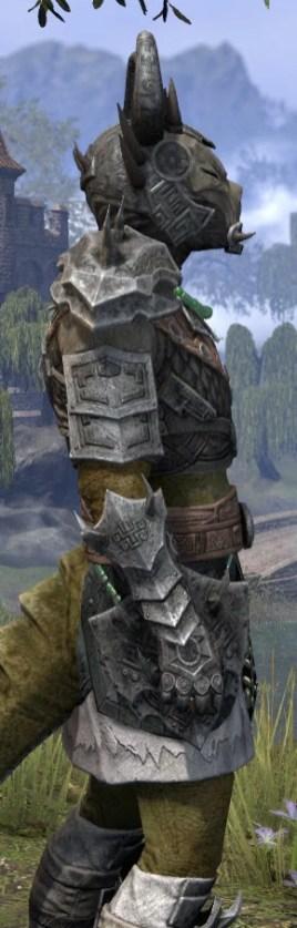 Sul Xan Iron - Argonian Male Close Side