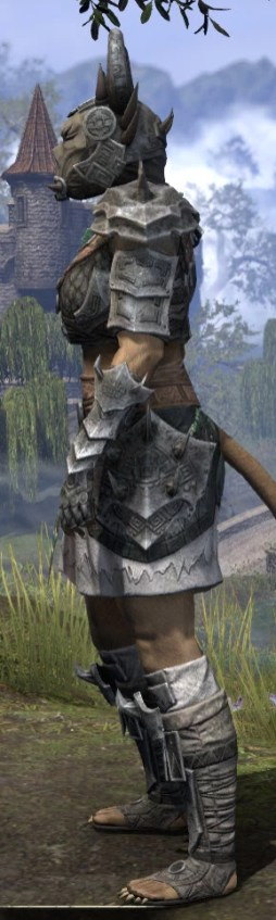 Sul Xan Iron - Khajiit Female Side