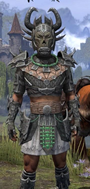 Sul Xan Iron - Male Close Front