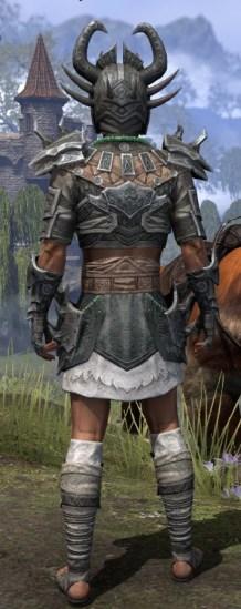Sul Xan Iron - Male Rear