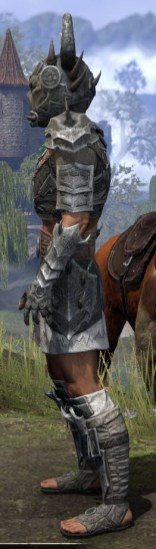 Sul Xan Iron - Male Side