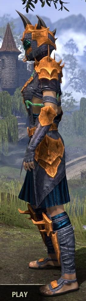 Sul-Xan Rawhide - Dyed Side