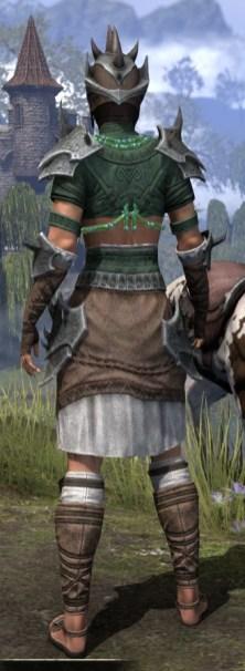 Sul-Xan Rawhide - Female Rear