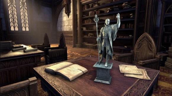 Statuette: Syrabane, the Warlock