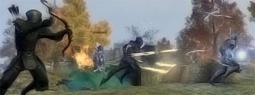 Cyrodiil PVP Battle