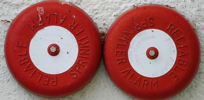 Les alarmes d'incendie