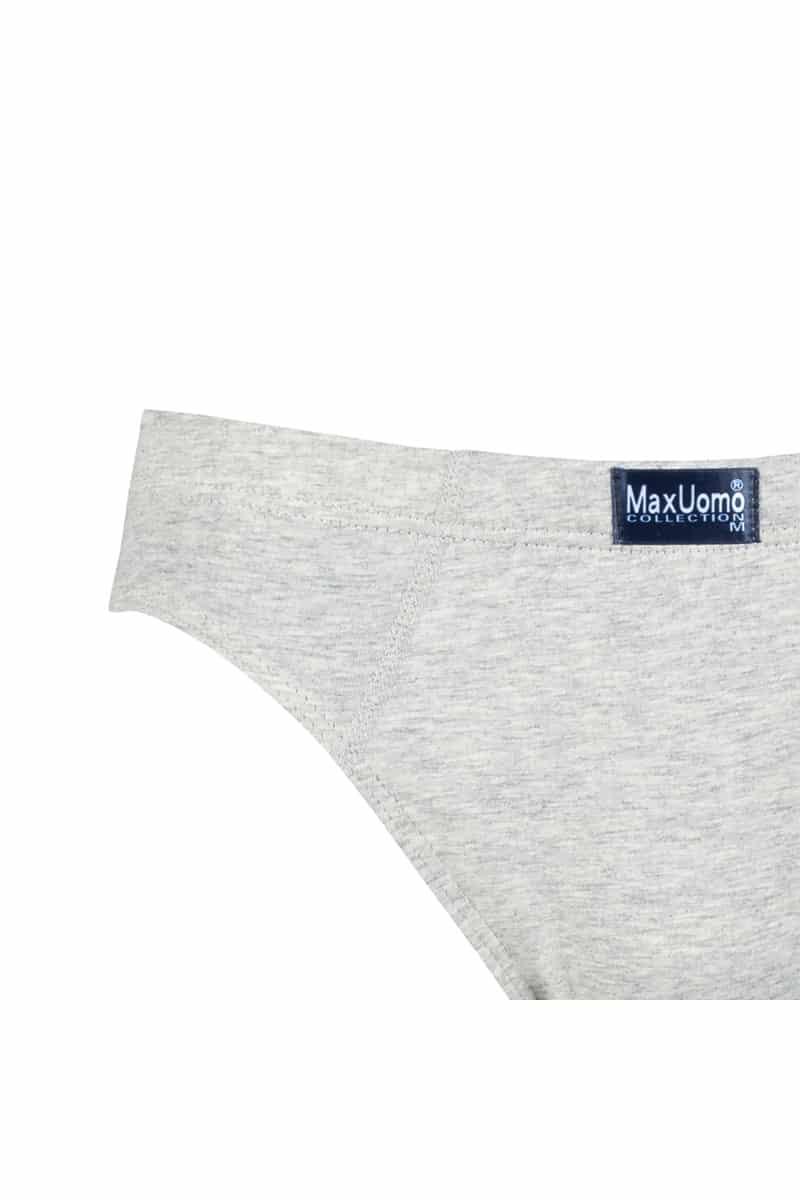 Ανδρικό Slip Με Εσωτερικό Λάστιχο - Max Uomo Top Collection