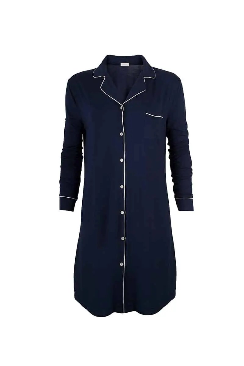 Women's Robe with Buttons -