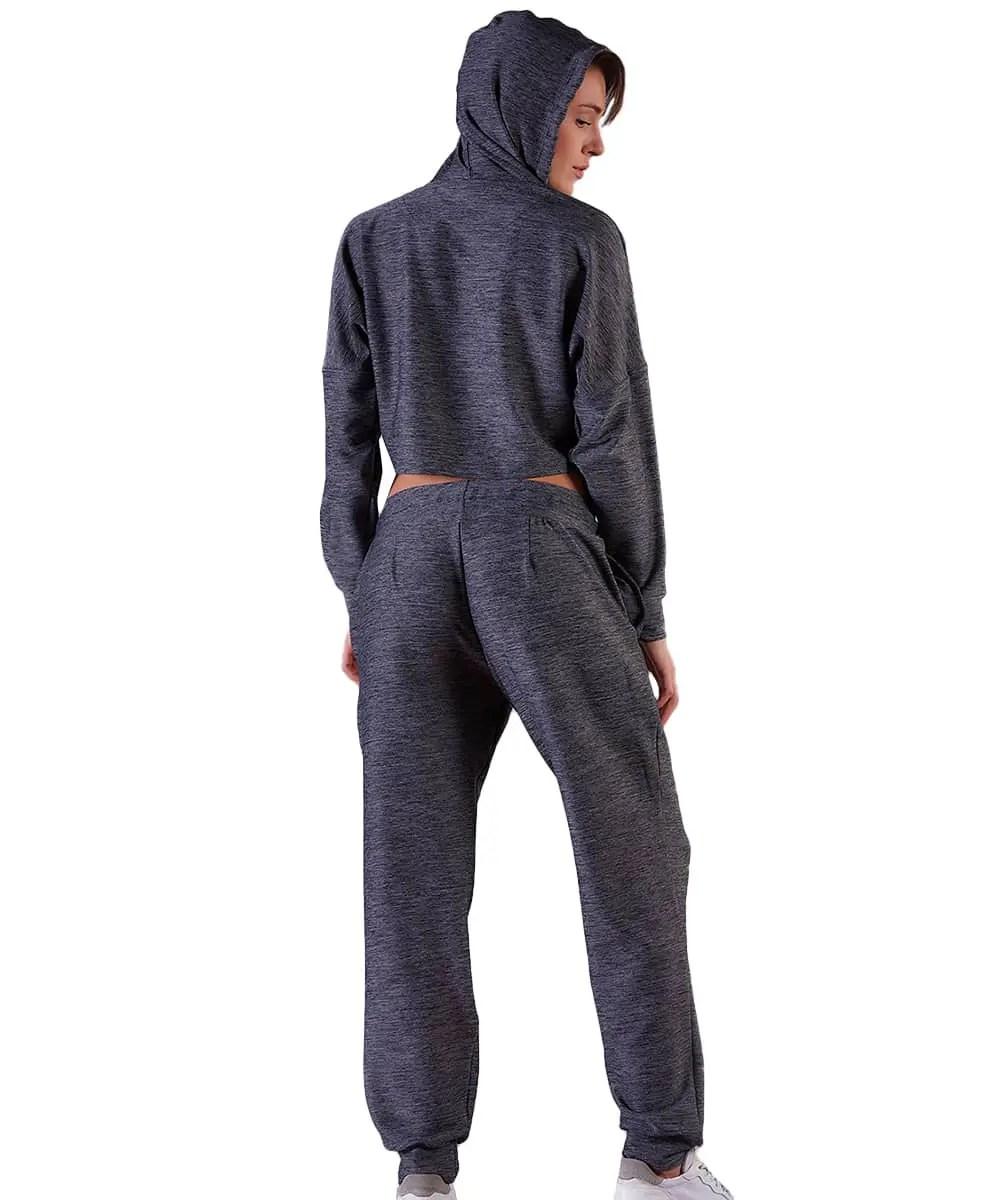 Hipster Hoodie Crop Wrap 326043 -