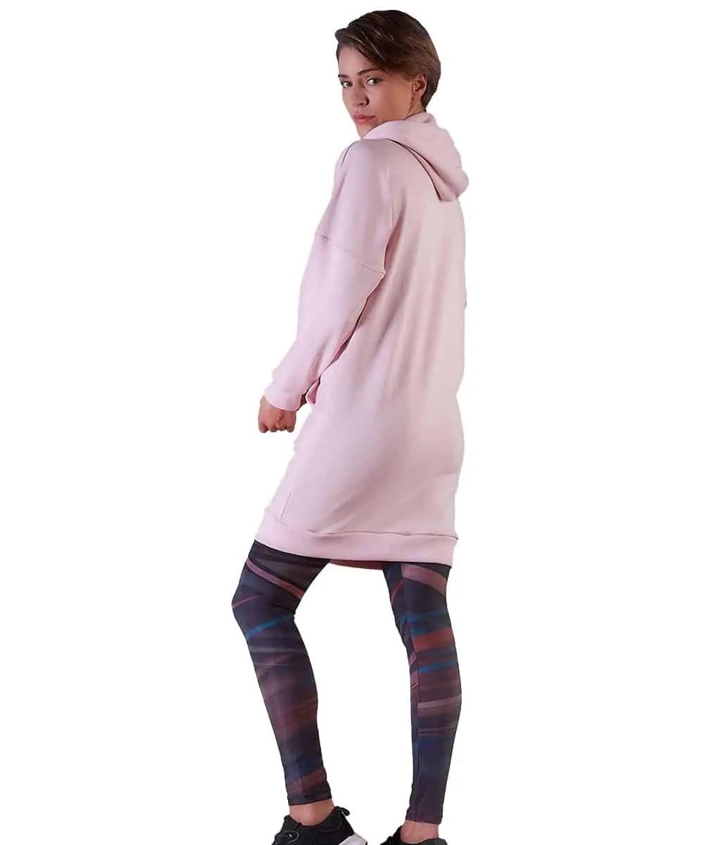 Hooded Full Zip Wrap 326048 -