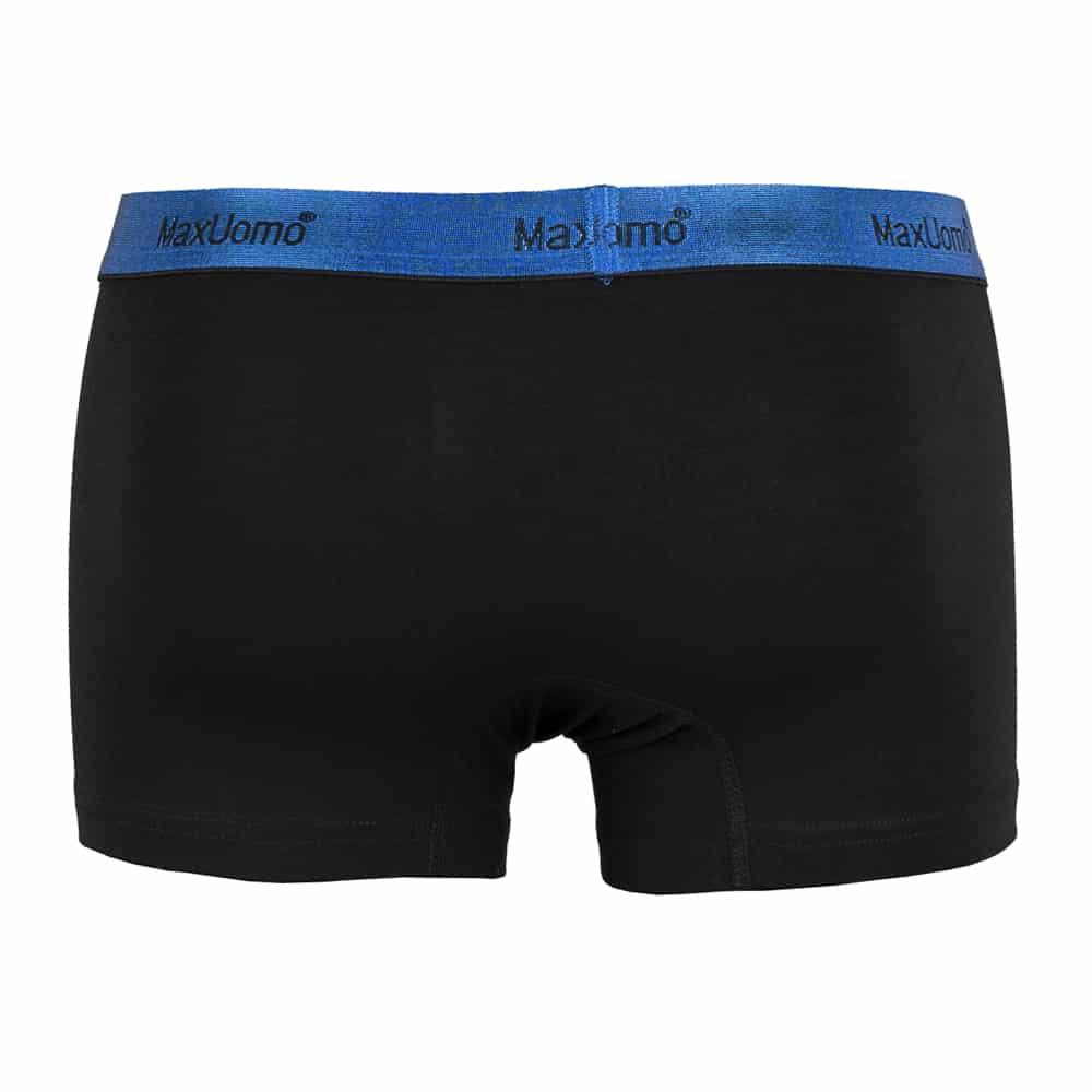 Boxer Ανδρικό Με Μπλε Λάστιχο - Max Uomo Top Collection