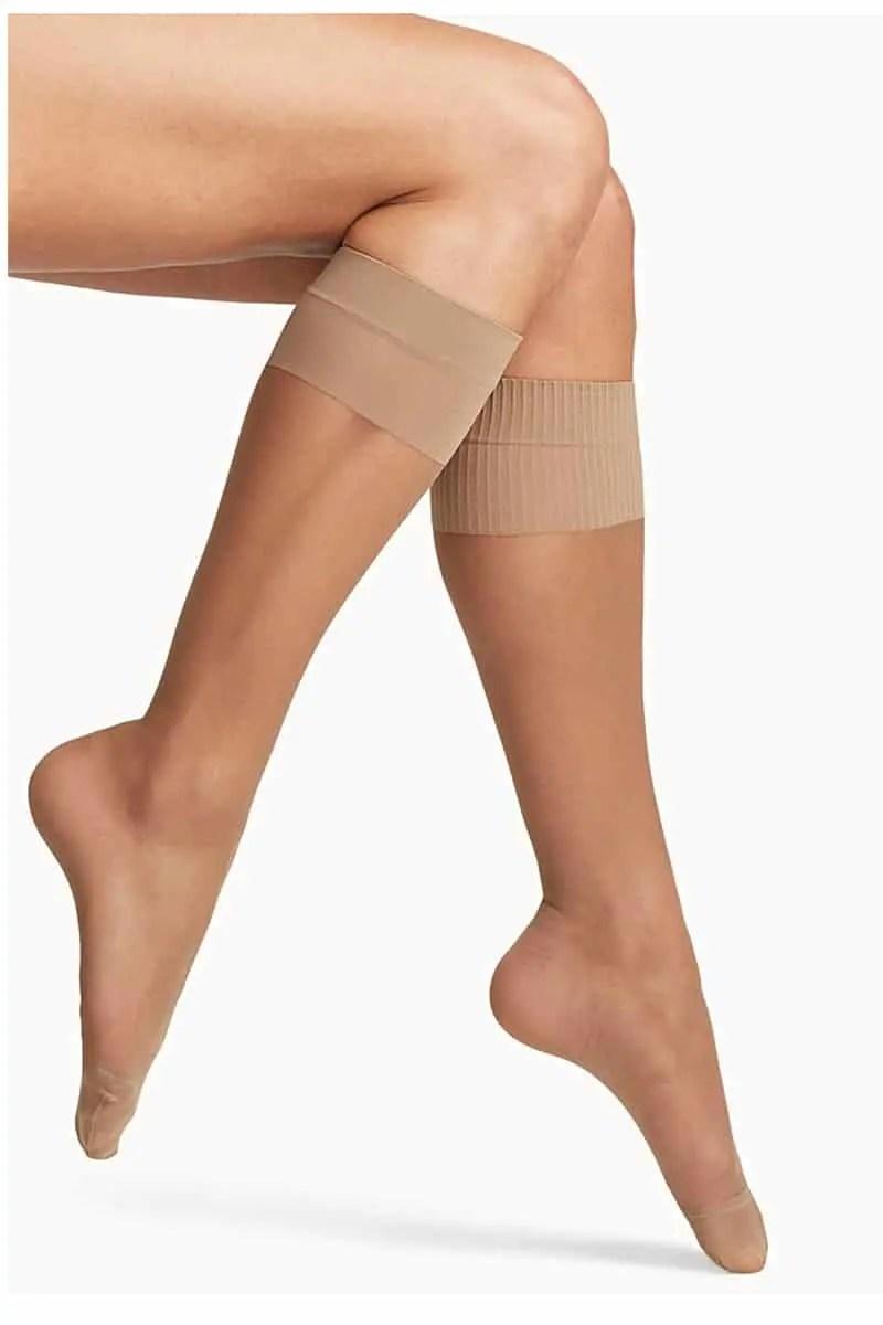 Knee Socks Filodoro Comfort 15Den (2 Pairs) -