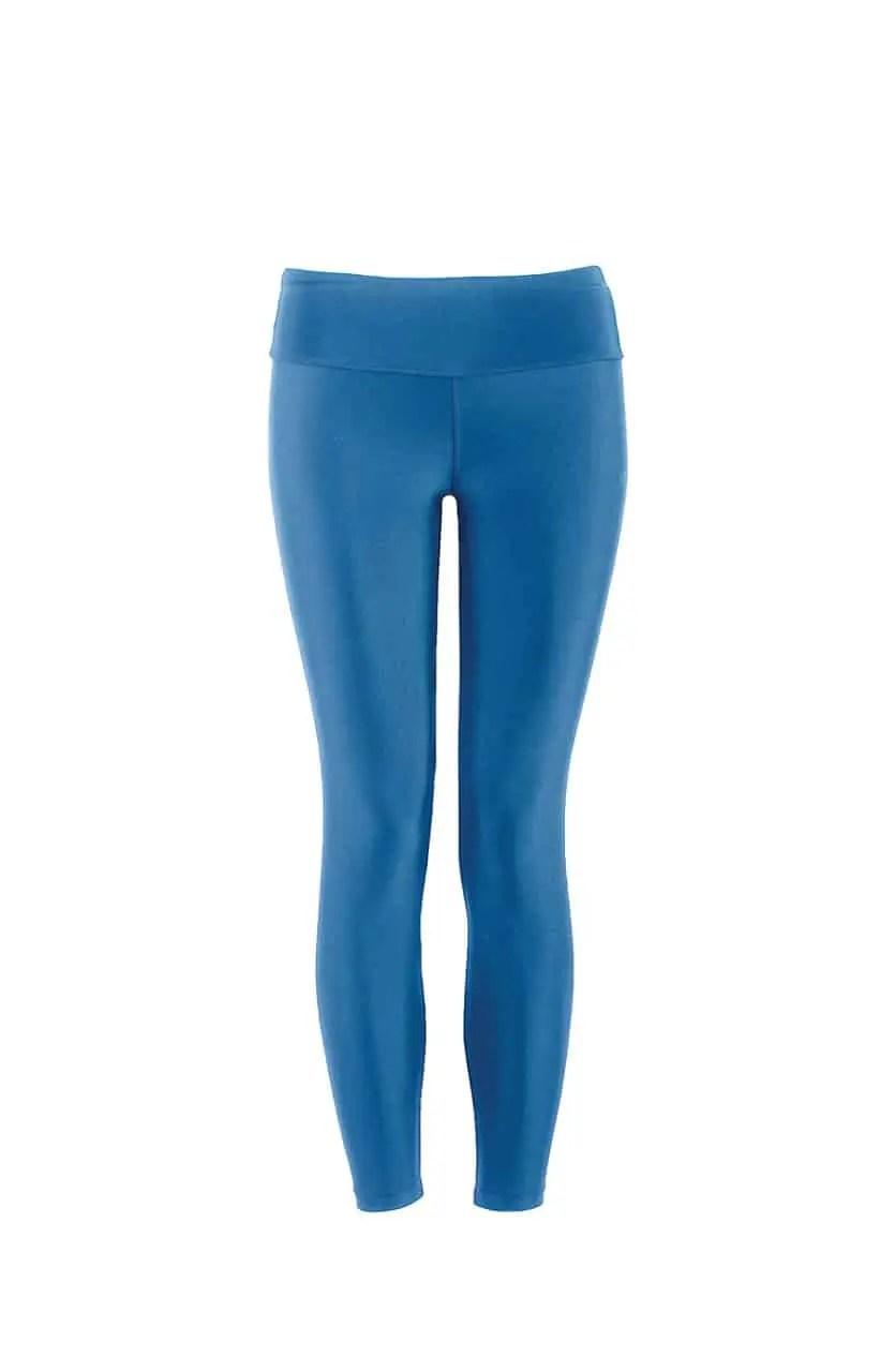 Women's Margo Blue Leggings -