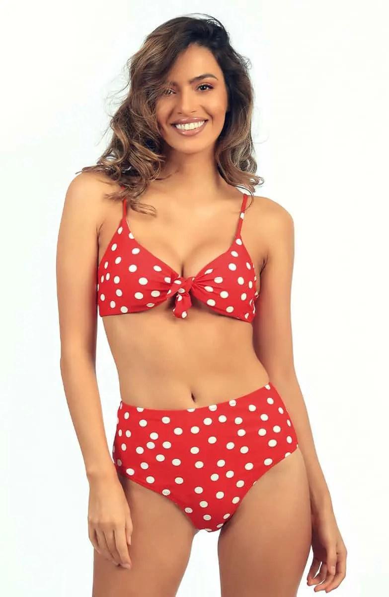 Women's Swimwear Bikini 1-21 / 1 TOP -
