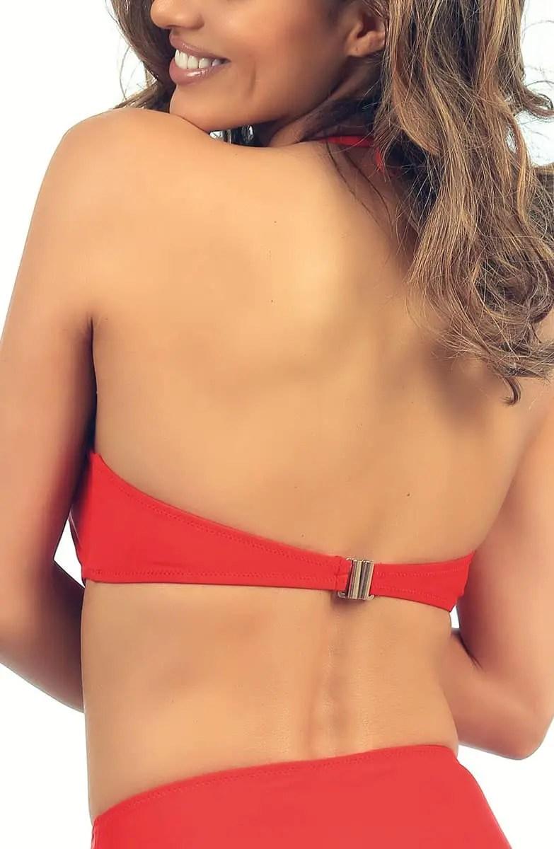 Women's Swimwear Strapless 1-21 / 7 TOP -