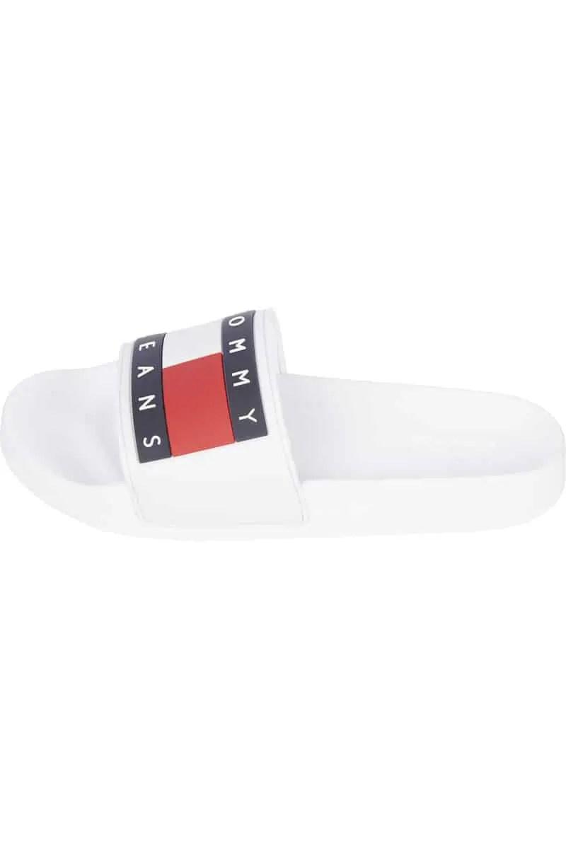 Tommy Jeans Flag Pool Slide EN0EN01378 - Tommy Hilfiger