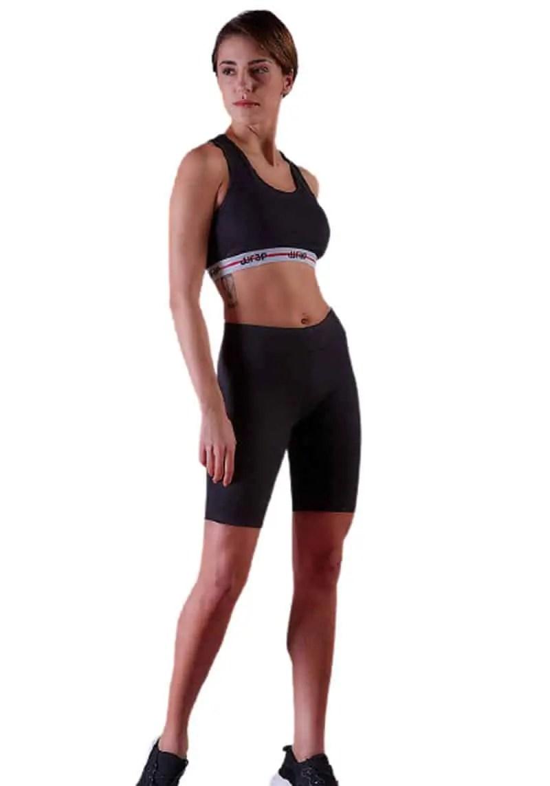 Legging Biker Cotton Modal My WRap 322068 -