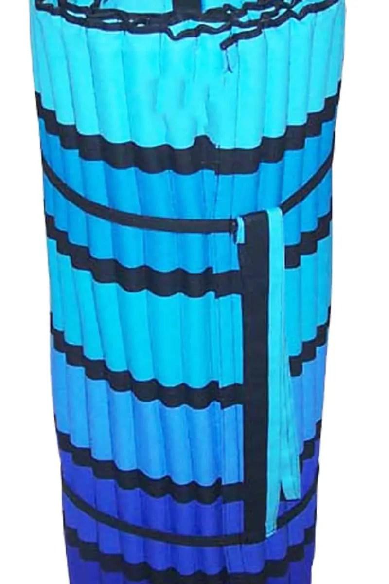 Στρώμα Παραλίας Matresses Happy 60x180cm Blue - Le Comptoir De La Plage