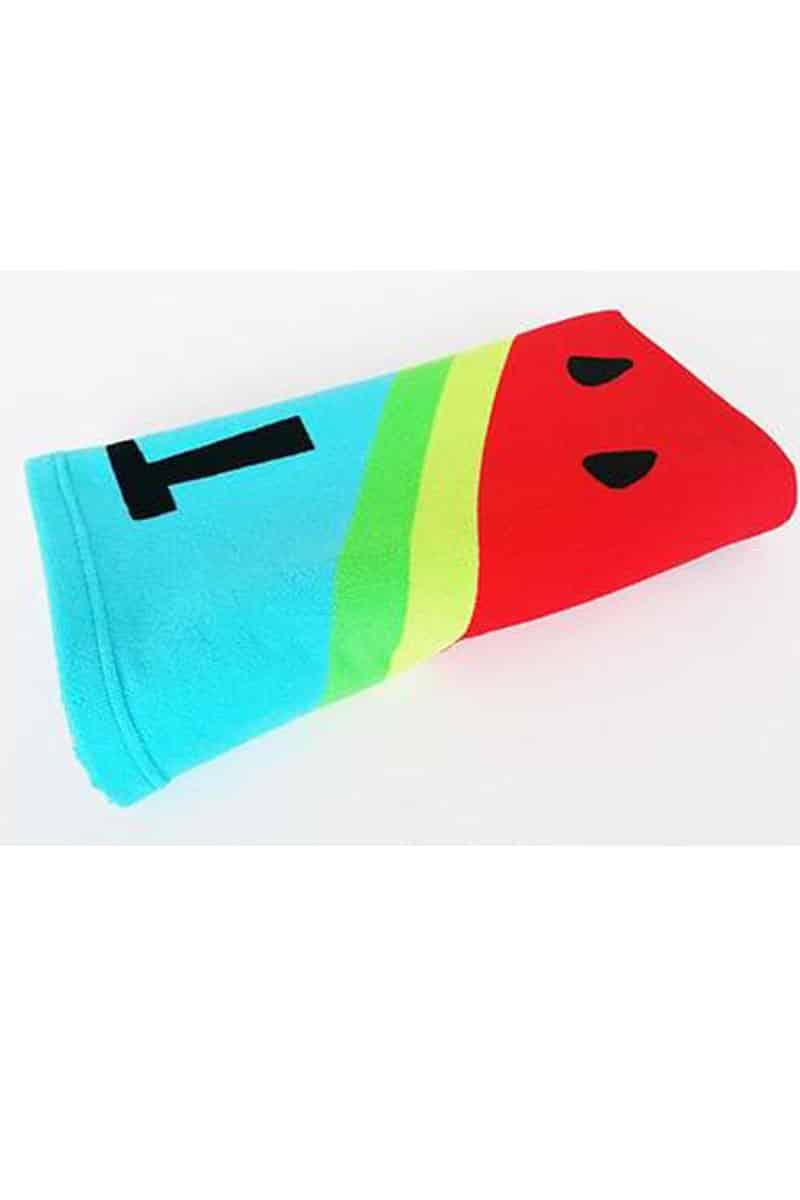 Beach Towel Watermelon 90x170cm -