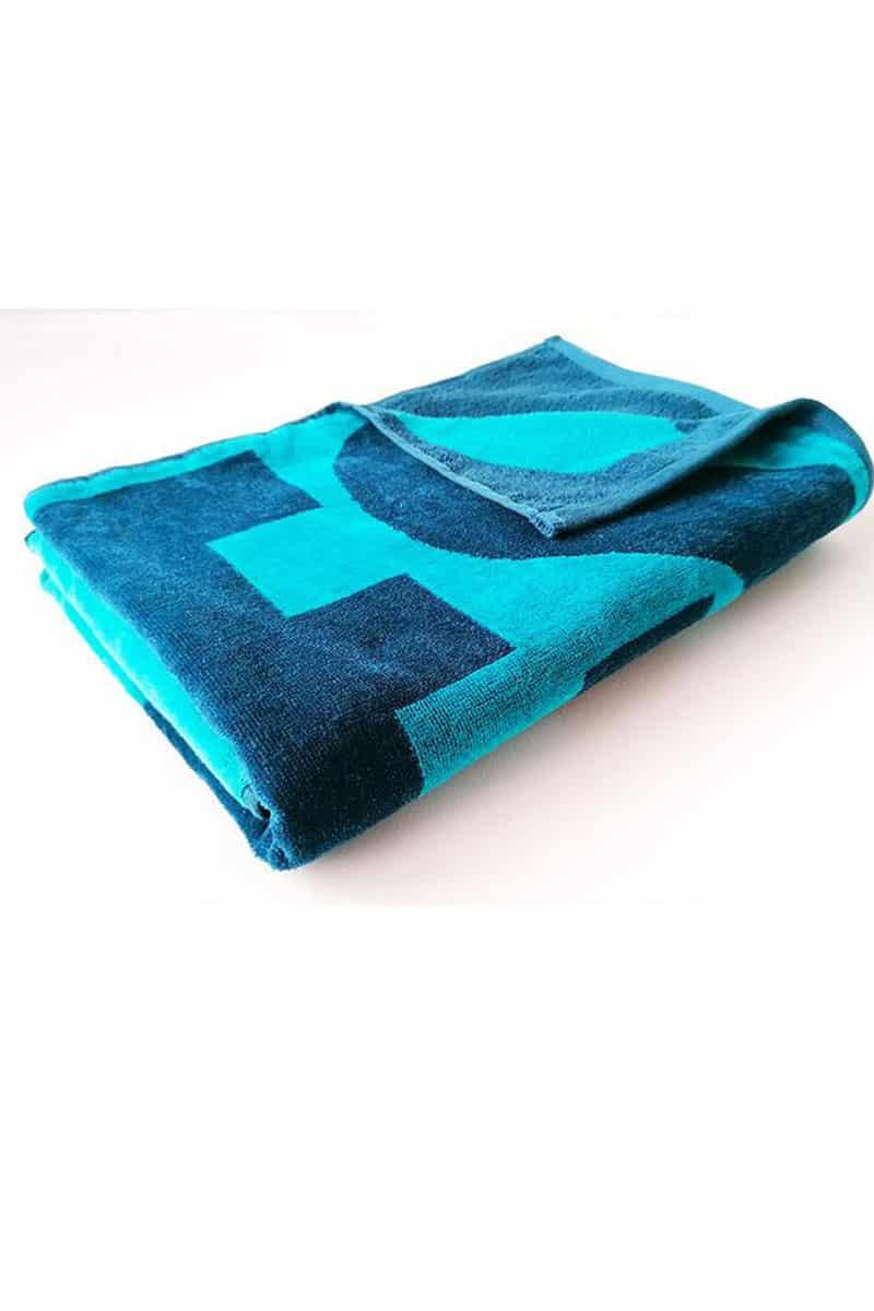 Beach Towel Largo 100% Cotton 90x170cm - Le Comptoir De La Plage