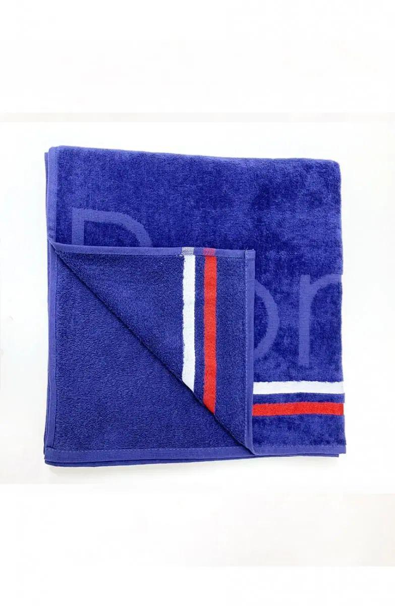 Beach Towel Blue 70x152cm -