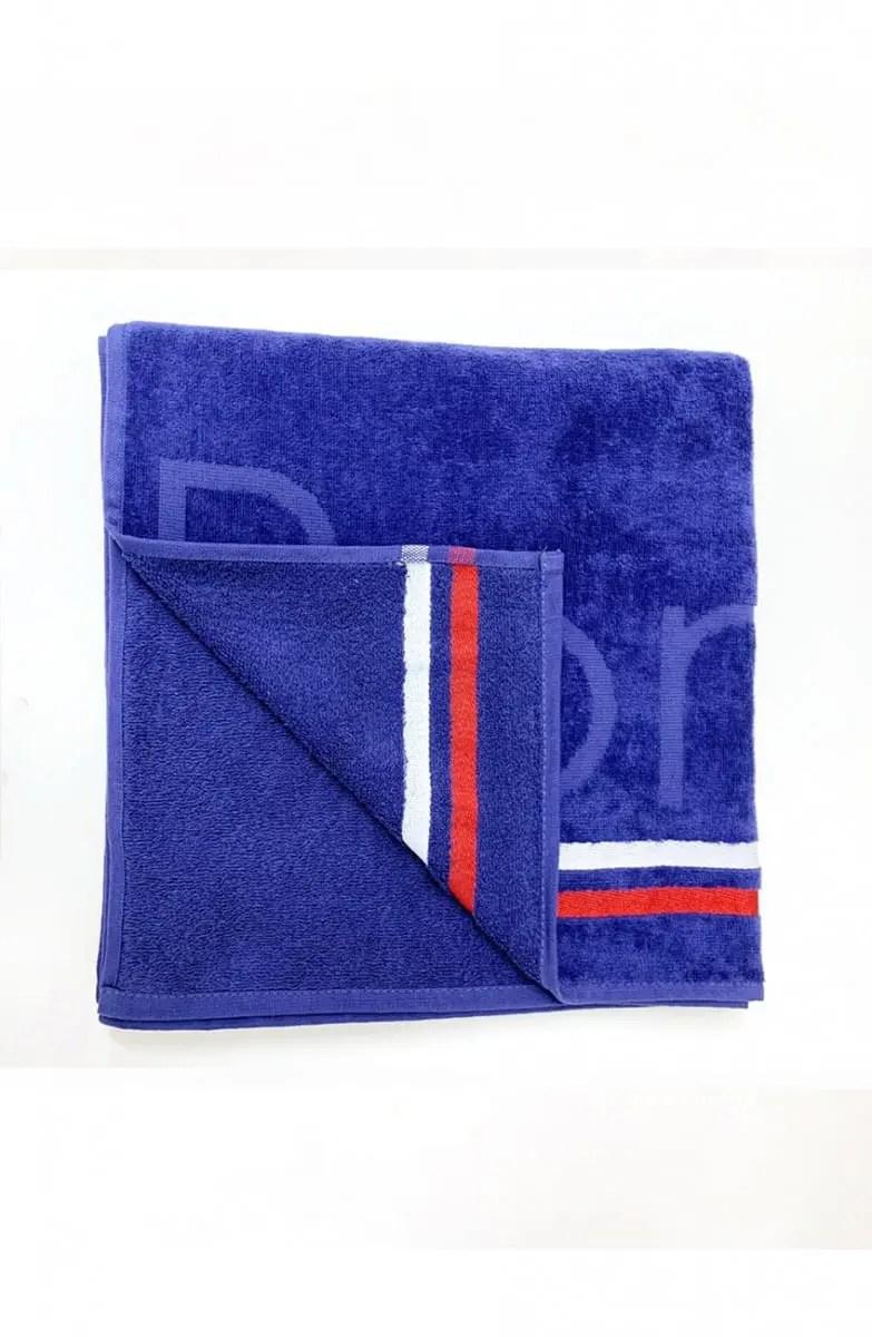 Beach Towel Blue 70x152cm - Bonatti