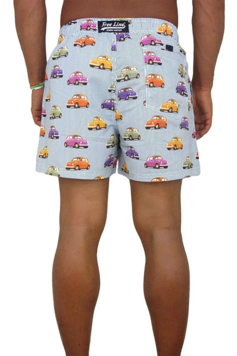 Ανδρικό Μαγιό Shorts Free Line 5315 - Free Line