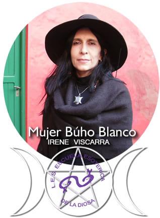 mujer buho blanco, chamana, sacerdotisa, urbana, chamanes, en buenos aires, capital, argentina