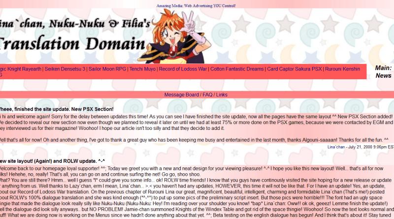 Lina`Chan's website